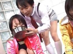 אסיאתיות פטיש קבוצתי הרדקור יפניות