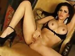 Бринета Мастурбација Порно Ѕвезда Триење Соло