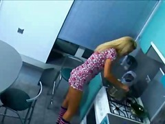 חובבניות בלונדיניות נקודת מבט רוסיות צעירות