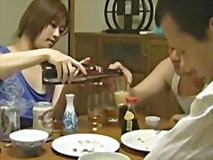 Aziatisch Pijpen Zaadlozing Hard Japans
