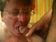 Sexy sex scenes with old and horny granny bitches