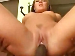 Horny joey wants a big black beef in her pussy