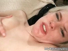 Dirty blond hoe claire robbins part6