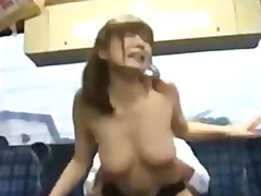 Азиски Слатка Влакнест Јапонско Лезбејки