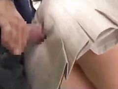 אסיאתיות יפניות גברת במשרד בעבודה
