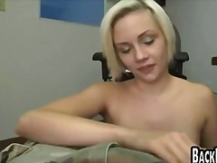 Girl gets fucked by fake casting agent