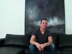 Entrevista Gay Dos Homes Musculosos Sexe Suau En Solitari