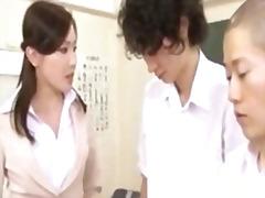 אסיאתיות מורות סטודנטיות יפניות