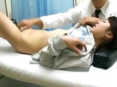 აზიელი ექიმი იაპონელი თვალთვალი