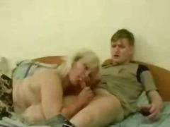 Едри жени Блондинки Възрастни Мама Чорапи