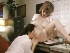 Брюнетки Класика Лесбийки Бельо Офис