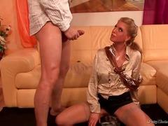 Rosses Marca Cony Dona Vestida Home Despullat Cowgirl Travestis