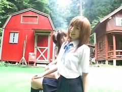 Јапонско Под Сукња Школо