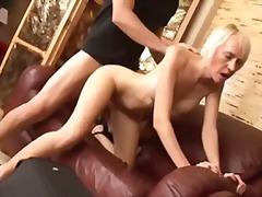 Blondid Kogenud Vanaema Hardcore Küps