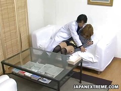 אסיאתיות יפניות אוראלי פוסי גרבונים