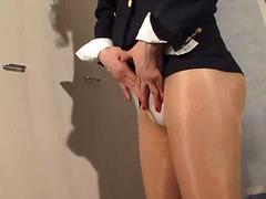 Solo asian ladyboy masturbation - more tranny tube porn