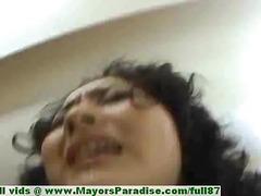 Amateur Verbazingwekkend Aziatisch Babe Schattig