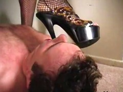 Mix of female domination movs by tenderfoot trampling