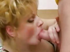 Blond russian mature wife cheat