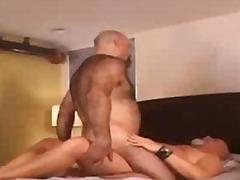 Osito Corrida Gorda Hardcore Madura
