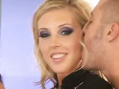 Samantha saint and aleksa nicole are