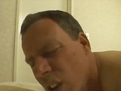 Rudzielcy Pończochy Nastolatki Pończochy Sztuczny Penis