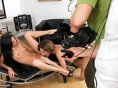 Beibi Lesbo Strap-On Dildo