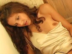 Babe Dildo Pagjajakol Orgasm Puke
