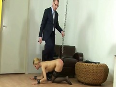 Dominering Spanking