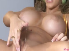 Jenna presley is consumed by her
