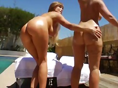 Anale Threesome