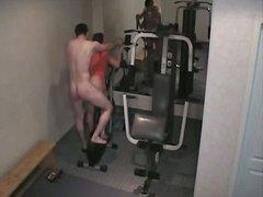 Γυμναστήριο Σκληρό Κρυφό Στοματικό Κατάσκοπος