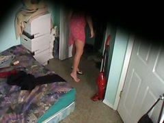 कपड़ों में गुप्त कैमरा