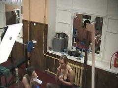 חדר כושר מצלמה נסתרת ביגוד תחתון גרביונים ריגול