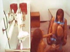 Дівчата Вболівальниці Лесбійки Лизати Піхва
