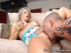 Scott nails enjoys in getting his