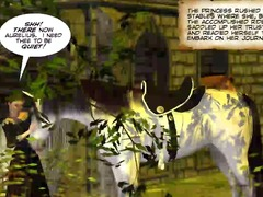 3d comic tryst part 1 of 2