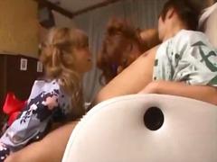 აზიელი სექს სამეული იაპონელი