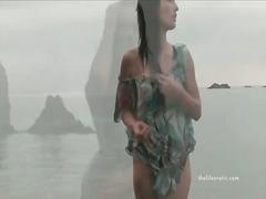 חוף חשפנות