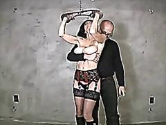 Ashley renee metal bondage