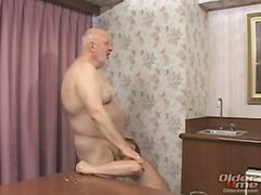Analsex Bjørn Kondom Cumshot Moden