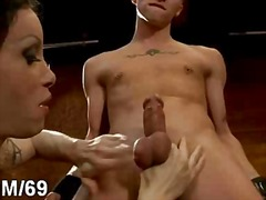 Intense bdsm sex with tranny - more tranny tube porn