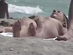 חוף ערומות ריגול ווייר מבוגרות