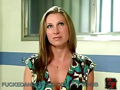 Slut fucked in medical examination