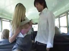 Автобус Уніформа Школа Дівчата