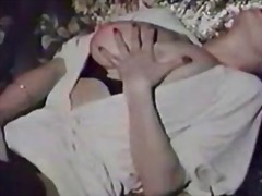 Grupikas Milf Orgia Vintage