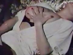 Grupp Milf Orgie Vintage