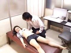 Азиски Гинеколог Милф Шпиун Сопруга