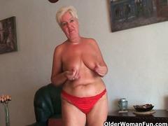 Голема убава жена Баба Зрели за секс Милф