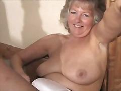 Bestemor Undertøy Onani Moden Strømper